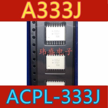 A333J ACPL-333J optoacoplador chip SOP16 aislador óptico optoacoplador