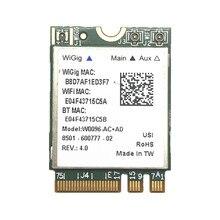Atheros QCA9008-TBD1 inalámbrico 867Mbps 802.11AC + AD Bluetooth 4,1 WIFI módulo 2,4G/5G WIFI de doble banda tarjeta
