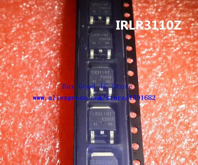 LR3110Z IRLR3110Z IRLR3110ZPBF TO252 10 unids/lote envío gratis