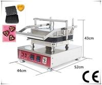 New Products Egg Tart Making MachineHeart Shaped Egg Tart Shell Maker And Tartlet Machine For Snack And Dessert Shop