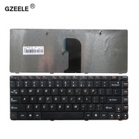 GZEELE US laptop Keyboard For LENOVO G460 G460A G460E G460AL G460EX G465 black new English keyboards