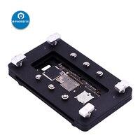 Phone Motherboard Positioning Rework Jig Fixture PCB Locking BGA Soldering Platform for iPhone X XS MAX Soldering Repair Tool