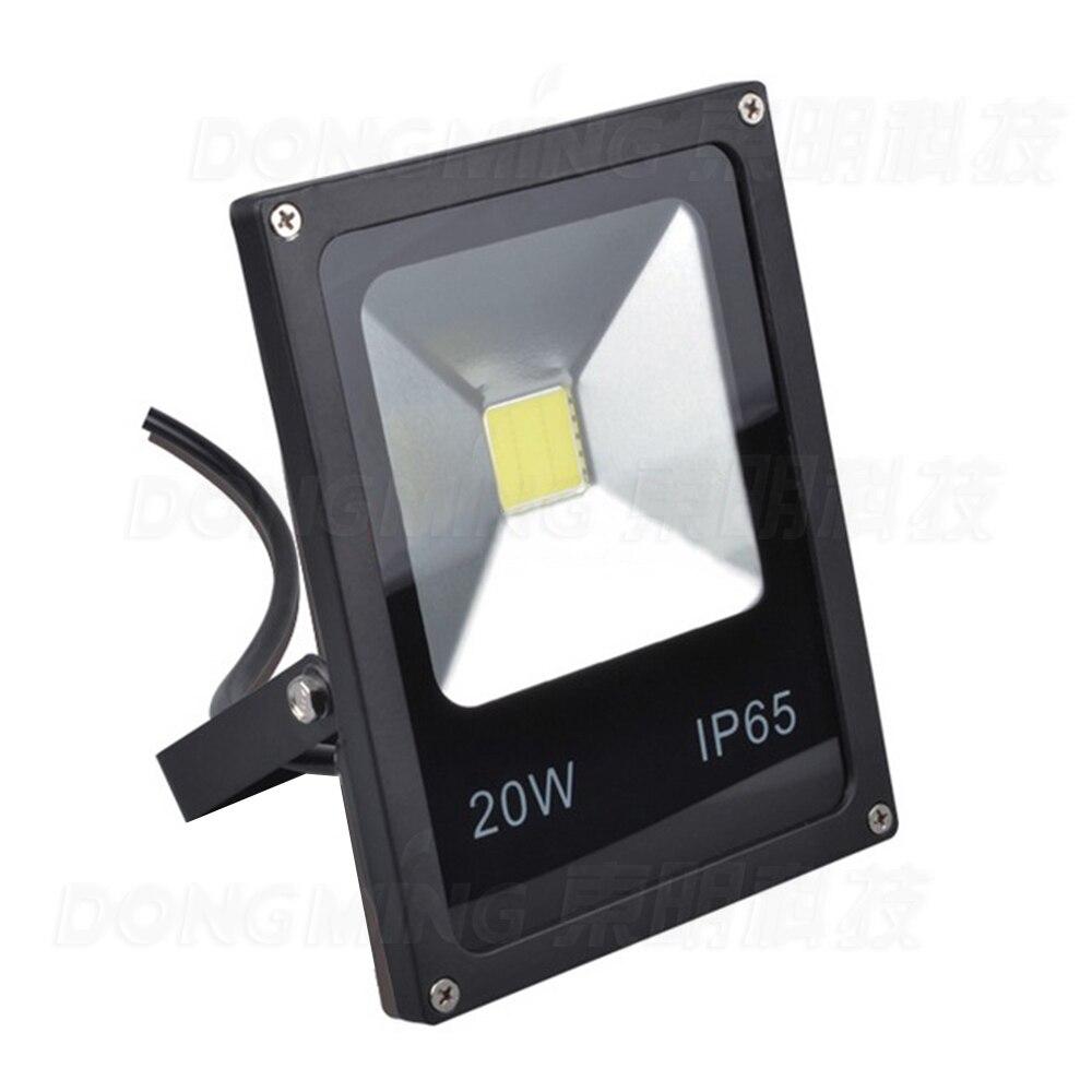 Luz LED de inundación de 20w, RGB, blanco frío/cálido, 110V, 220V, impermeable,...