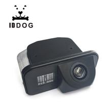 Lente gran angular IDDOG vista trasera de coche cámara CCD de aparcamiento adecuado para Toyota/Corolla 2011-2016 asistencia de estacionamiento