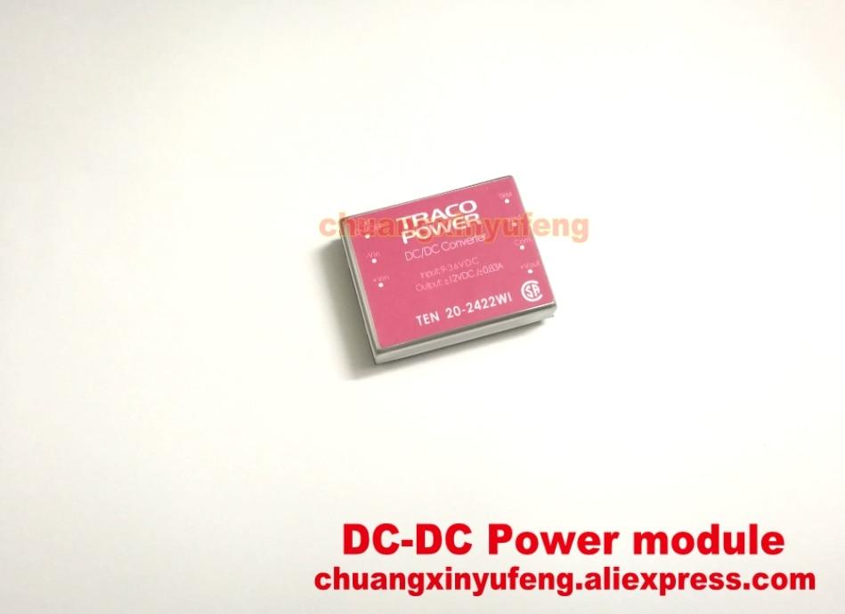 Módulo de alimentación TRACO TEN20-2422WI Módulo de reducción DC-DC