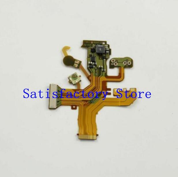 Conectar flash Flex cable para Sony HX50V HX50 pieza de reparación para cámara digital