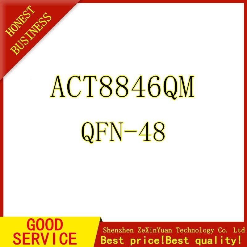 20 unids/lote ACT8846QM460-T ACT8846QM 8846QM QFN-48 en Stock