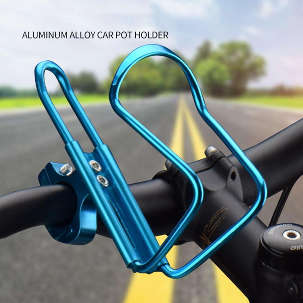 ¡Nueva bicicleta de aleación de aluminio, bicicleta, botella para agua y bebidas, soporte para bicicleta de montaña plegable, jaula con agarre fuerte, gran oferta!