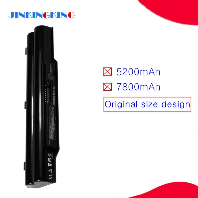 Новый аккумулятор для ноутбука FUJITSU LifeBook A530 A531 AH42/E AH530 AH531 LH520 LH522 LH530 LH701 LH701A PH521
