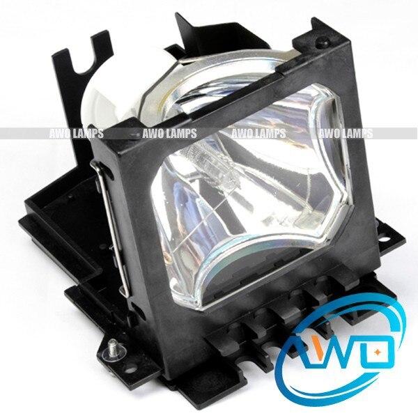 Envío libre! TLPLX45 lámpara compatible con carcasa para Toshiba TLP-SX3500 TLP-X4500 TLP-X4500U proyector