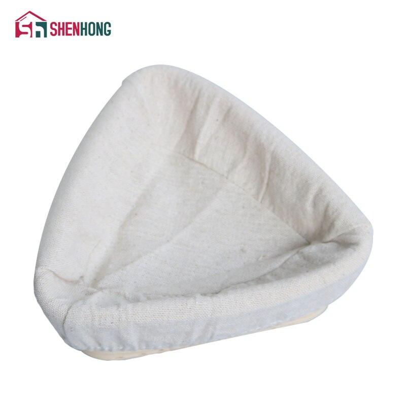 SHENHONG By Hand Bread Rattan Basket Dough Banneton Brotform Proofing Proving Fermentation Country Baskets