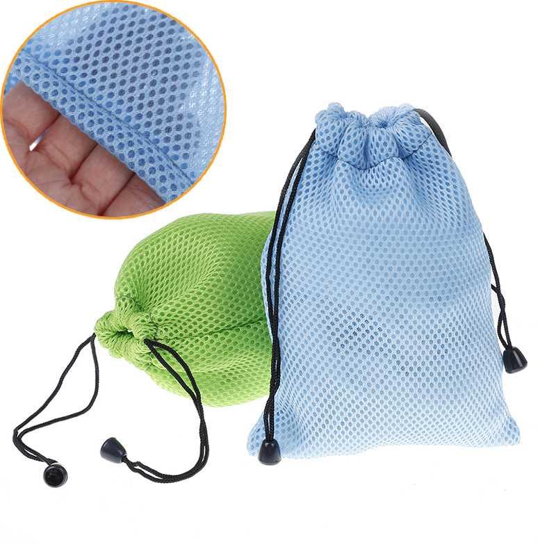 Paño de malla de nailon bolsa protectora para 2x2 3x3 4x4 5x5 capas Magic bolsas de cubos de hielo rompecabezas bolsa de protección de franela