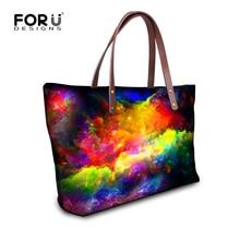 Famous Brands Handbags Women Bags Designer Galaxy Star Universe Space Shoulder Tote Casual Crossbody Bag for Women High Qualtiy