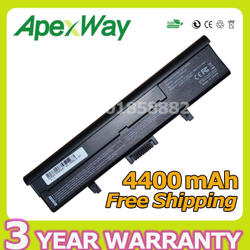 Apexway 4400mAh batería para Dell XPS M1530 GP975 RN897 RU006 RU030 TK330...