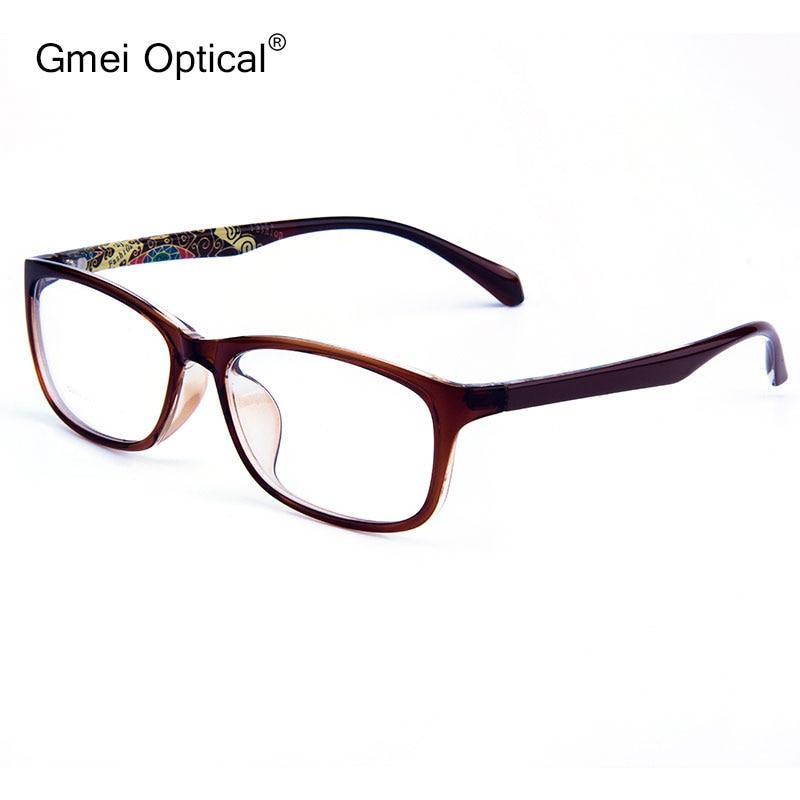Gafas cuadradas ultraligeras TR90 de estilo estrella clásica, montura Unisex a la moda, gafas para miopía presbicia