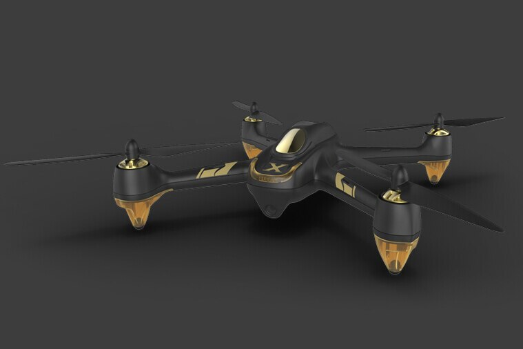 H501A X4 aire Pro GPS Drone RC Drone cámara HD 1080P Wifi FPV Racer 400m gama Wifi relé de amplificador de señal de teléfono de Control de F21587