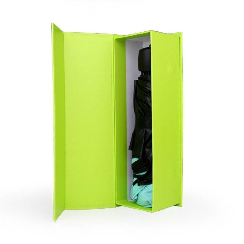 Caja de regalo de cartón de lujo personalizada, caja de embalaje, cajas de imán, logotipo de impresión en color, Cajas de Regalo, caja de paraguas