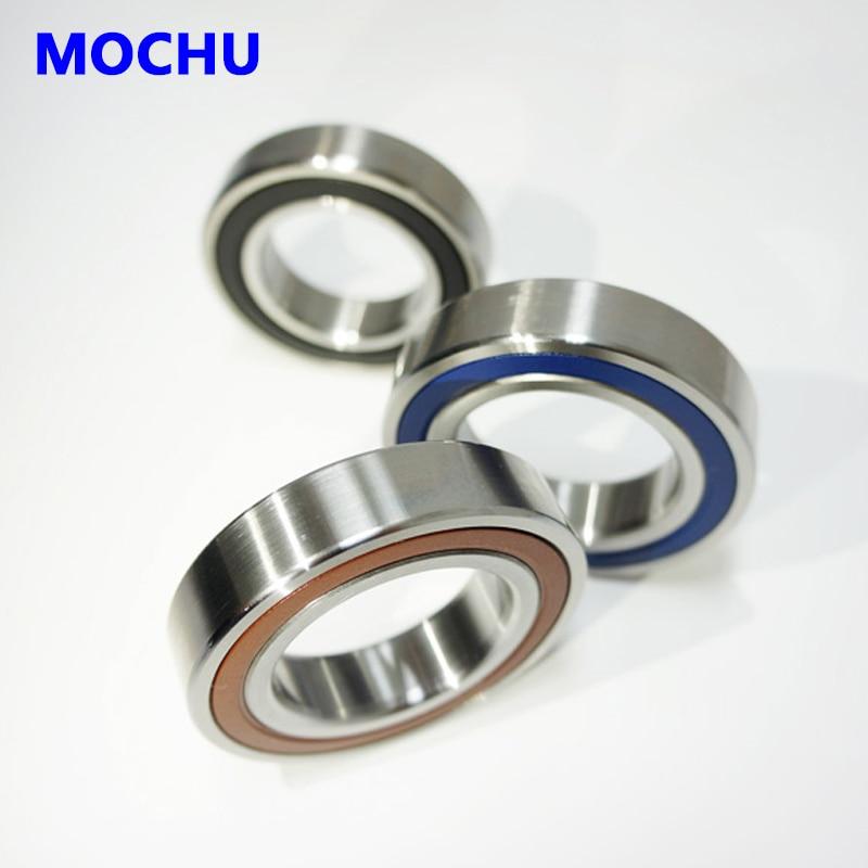 MOCHU-محامل الاتصال الزاوية مختومة ، محامل مغزل السرعة ، 7007 7007C-2RZ-P4-TBTA 35x62x14 ، 1 مجموعة MOCHU