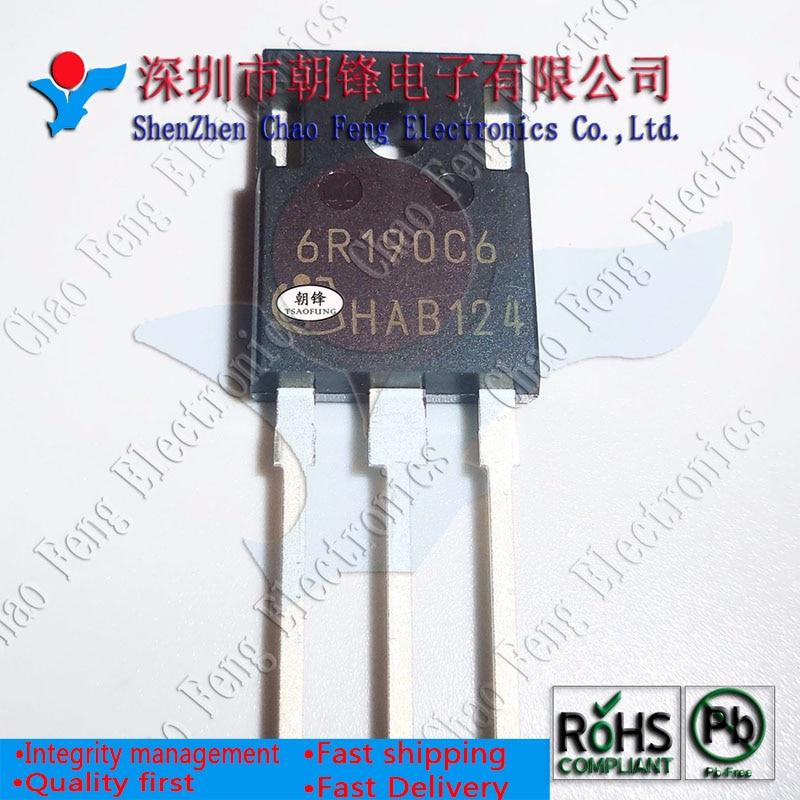 IPW60R190C6 6R190C6 TO247 nuevo Original