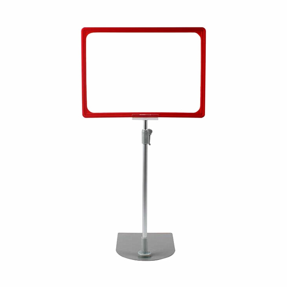 Plastic POP Sign Paper Poster Price Frame A3A4A5 Signage Holders Promotion Display Stand for Supermarket Retail 10 Sets