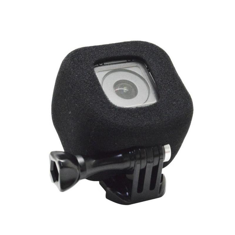 WindSlayer Foam Windscreen Windshield Sponge Foam Cover Wind Cap camera case for Gopro 4 5 Session