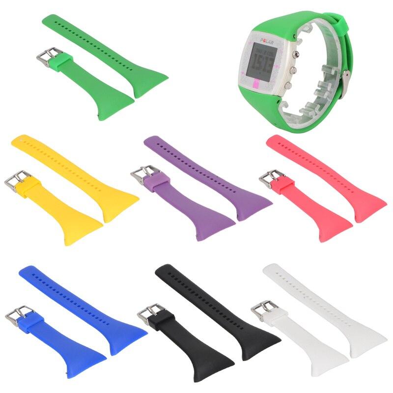 Pulsera para POLAR FT4 FT7, repuesto de correa de silicona suave de alta calidad para reloj inteligente de niños, correa de 20cm para reloj J25