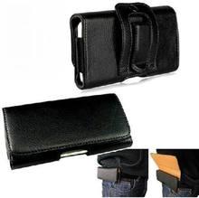 Sacs de taille magnétique étui de ceinture pour iPhone 6S plus iPhone 6 plus iPhone 7 plus iPhone 8 plus étui de couverture étui en cuir à rabat