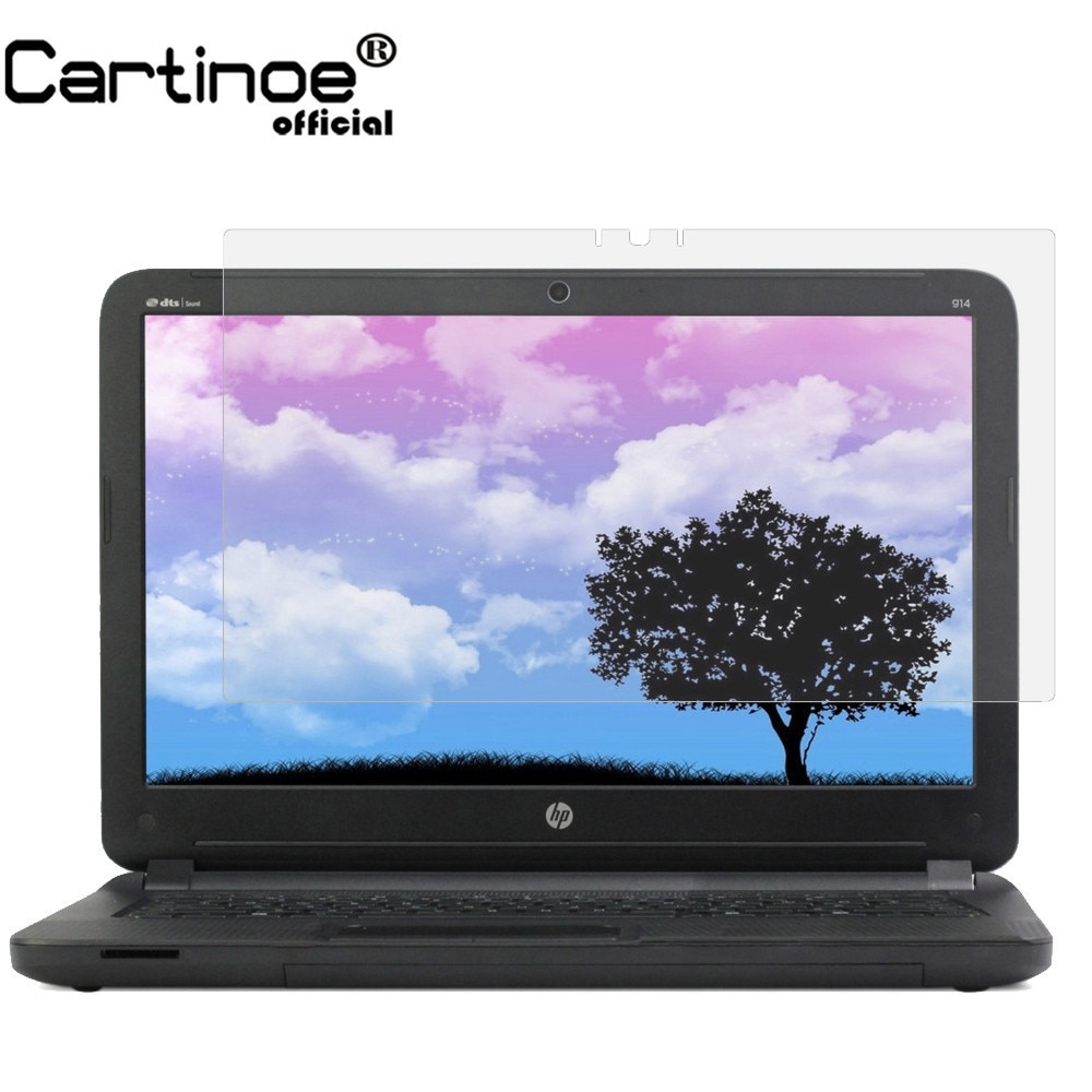 Cartinoe 14-inch Laptop Screen Protector For Hp Pavilion X360 14 14-baxxx 14m-ba Anti Glare Matte Lcd Screen Guard Film (2pcs)
