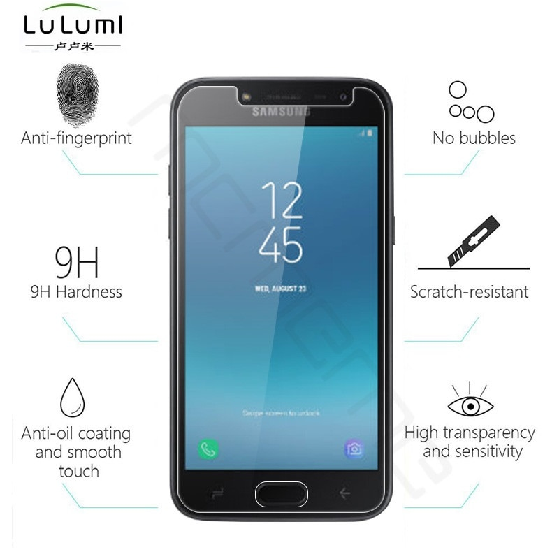 For Samsung Galaxy J2 Pro 2018 Screen Protector Glass Tempered Glass For Samsung Galaxy J2 Pro 2018 Glass J2 Pro 2018 J250F