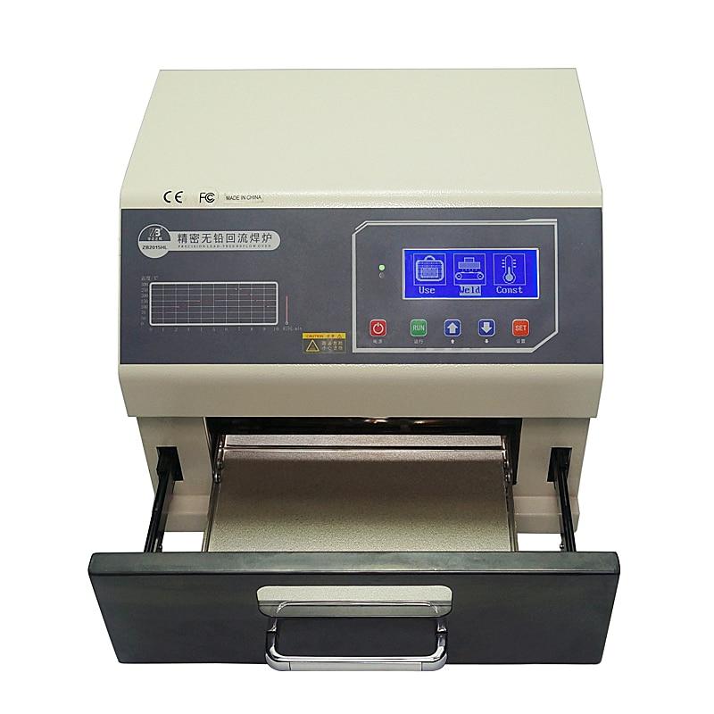 Ly 962 display digital com forno programável 700 w 110 v 220 v do reflow de smd smt