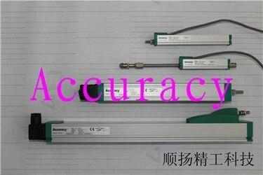 Máquina de moldeo por inyección de slider diapositiva lateral regla electrónica TLH/KTF-300 350, 400, 450, 500, 550, 600mm