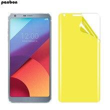 3D screen protector for  LG G8 G7 G6 G5 V40 V30 V20 G 8 7 6 5  hydrogel film Screen guard gel protective film