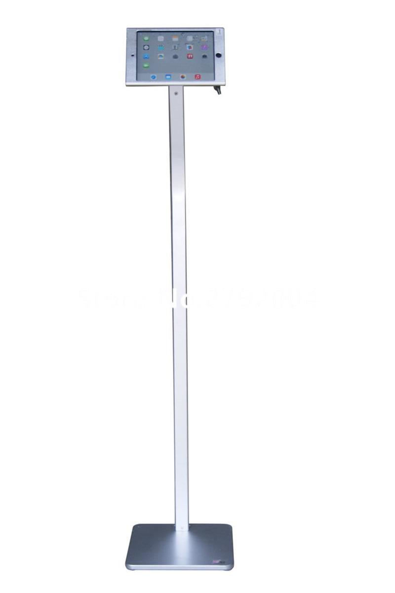 for mini iPad floor stand display lock kisok rack on retail store or shop