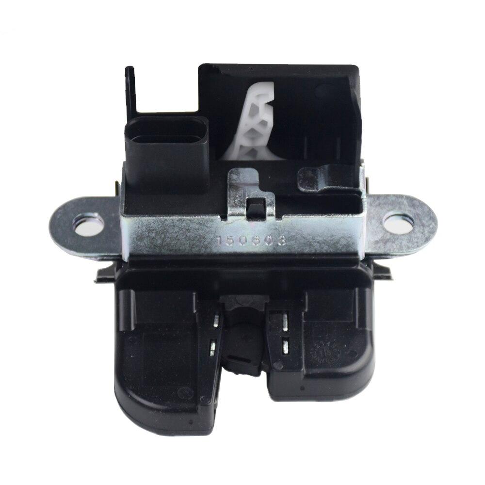 1K6827505E 1T0827505H trasero cerradura de maletero para VW GOLF MK5 2004-2009 GTI 2009-2013 MK6 TIGUAN para asiento LEON
