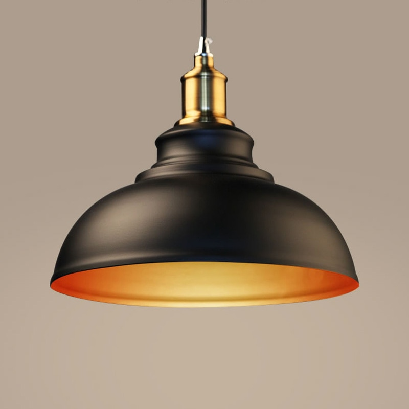 Ferro reminiscado pingente lâmpada retro luzes pingente de ferro industrial luz pendientes lamparas edison luzes pingente