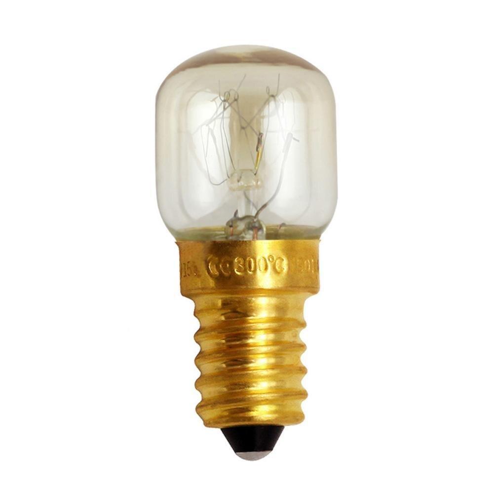 220v E14 300 Grad Hohe Temperatur Beständig Mikrowelle Led Herd Lampe Salz Glühbirne Industrie Decor