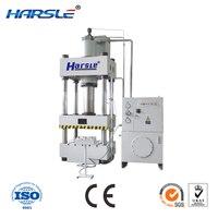 63T four column hydraulic machine cylinder speed stability