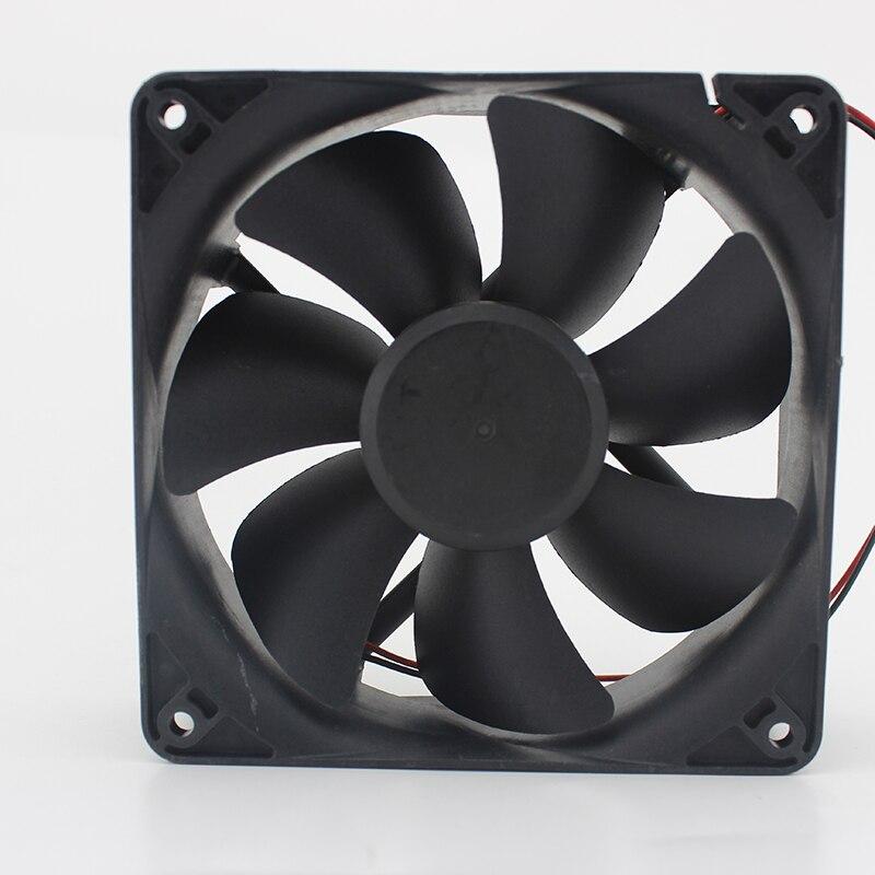 Brand new original MEC0381V2-000C-A99 12038 12CM 12V chassis power supply fan radiator