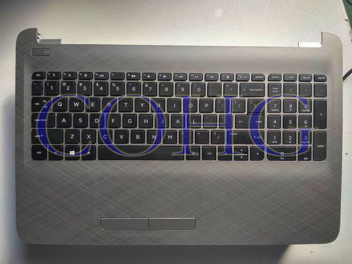 Novo Laptop Top Case Descanso de mãos para hp 15-AC AF AY BA 250 255 G4 g5 AP1EM000332 Sem Touc hp ad 813975-001
