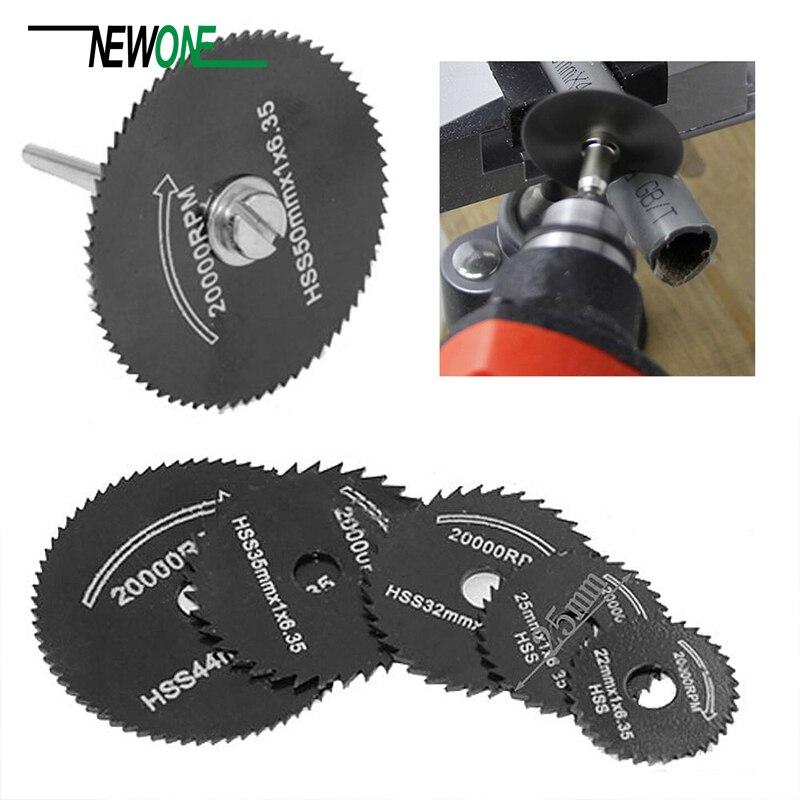 Greito plieno pjūklo diskai + 1 prailginimo strypo įtvaras - Abrazyviniai įrankiai - Nuotrauka 5