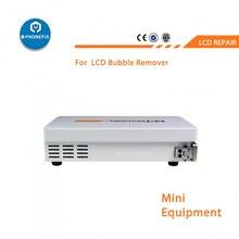 PHONEFIX High Pressure Auto 7 Inch LCD Autoclave Bubble Remove Machine Remove OCA Screen Bubble for Phone LCD Screen Repair