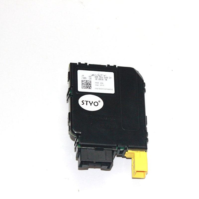 STYO Car Multifunction Steering Wheel Module Cruise Control System For  Golf 6 MK6 VI Jett-a MK5 1K0 953 549 CH