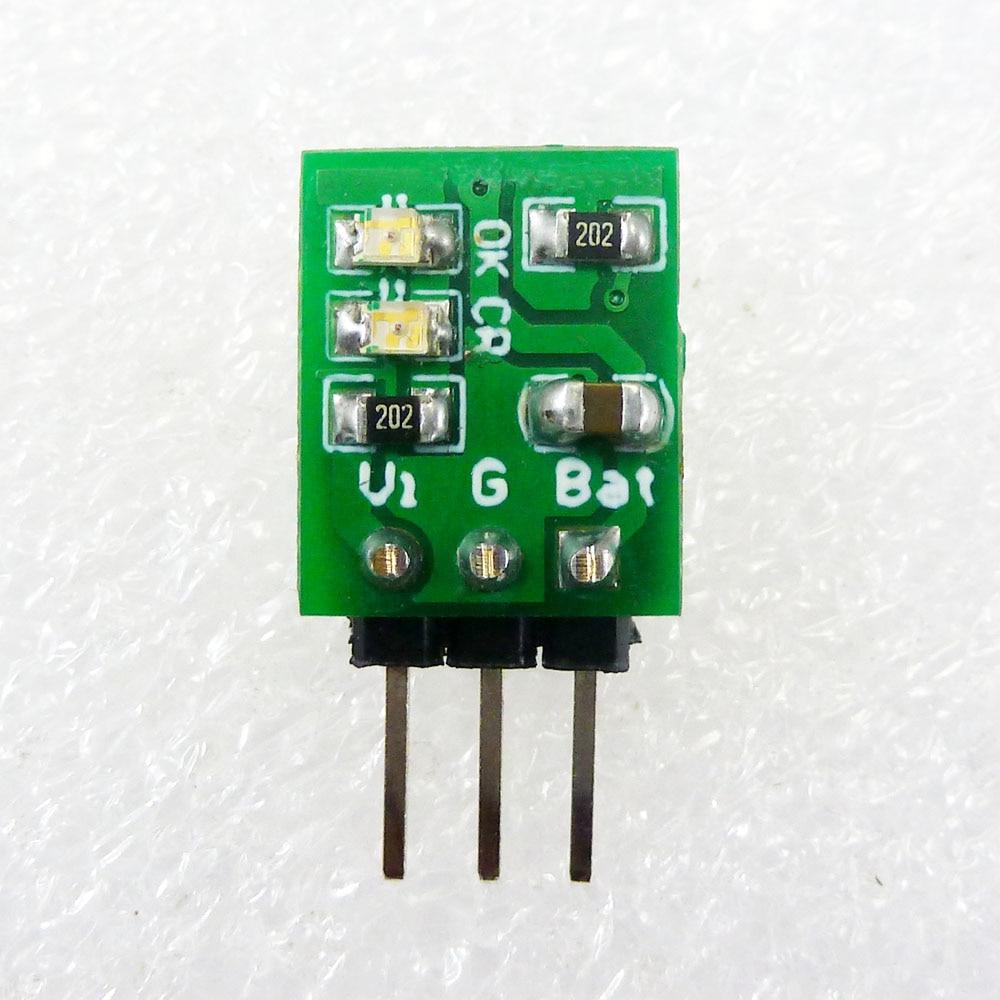 DD08CRMA 1A mini Li Módulo de cargador de batería de litio para placa de pruebas 18650 panel solar