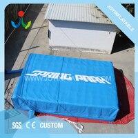 8X5 m מתנפח קצף בור כרית אוויר עבור את טרמפולינה פרק