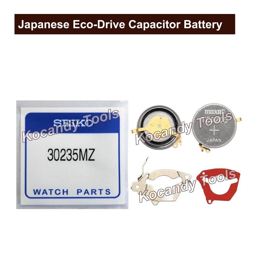 Японский кинетический конденсатор 3023.5MZ, аккумулятор из натуральной части No. 3023-5MZ для часов