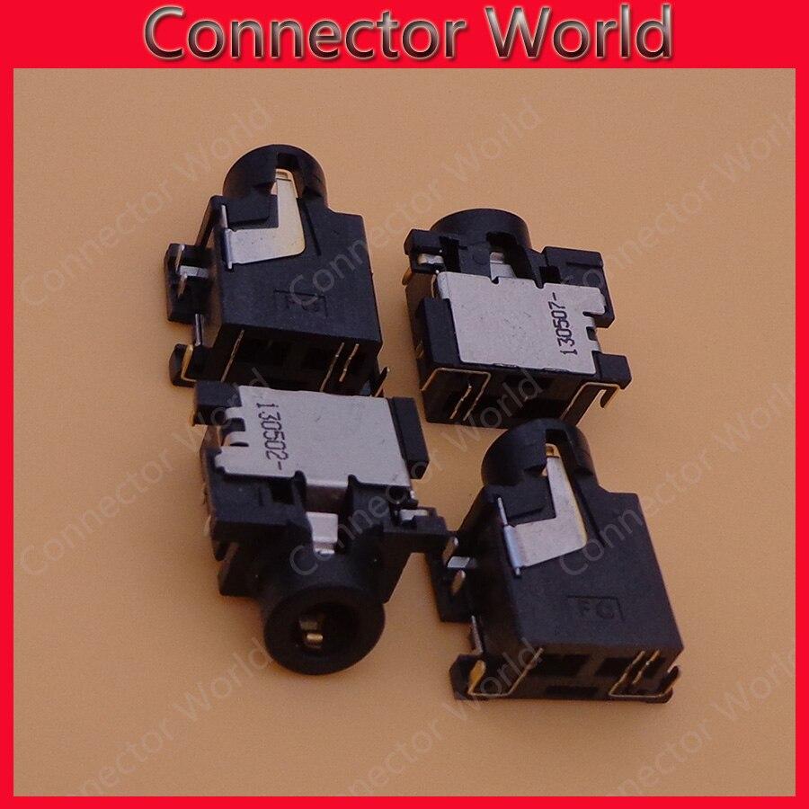 5-100cs/lote 3,5mm portátil pcb Audio Jack mic para Lenovo G400 G405 G410 G490 G500S G505 G510 Jack de auriculares micrófono hembra