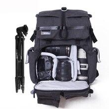 Mochila para portátil NATIONAL GEOGRAPHIC NG W5070 de 15,4 pulgadas, bolsa de viaje, mochila SLR, paquete de productos digitales con cubierta para lluvia