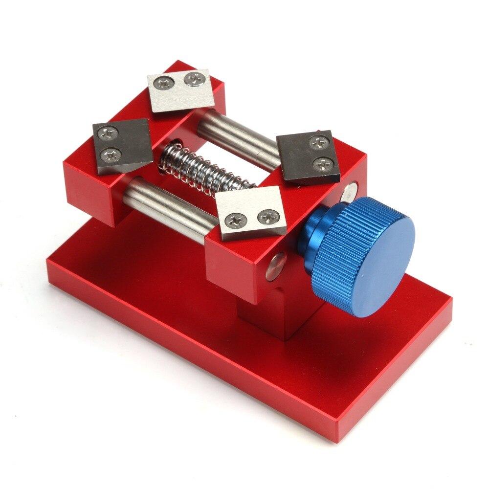 Assistir Ferramenta Abridor de Reparação Defletor Ajustável Ferramenta de Relojoaria e Voltar Caso Opener Remover Repair Tool Para Rolex 38 ~ 40mm Relógio