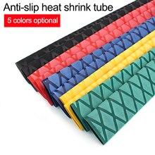 Anti-slip krimpkous voor hengel DIY elektrische isolatie 5 kleuren 1M 15/18/ 20/22/25/28/30/35/40/50mm