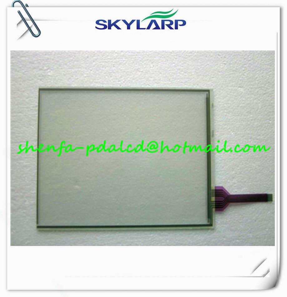 Écran tactile 8 fils pour GT/GUNZE USP 4.484.038 G-25 équipement de contrôle dapplication industrielle écran tactile panneau numériseur verre